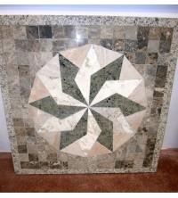 Centro Pavimento in marmo